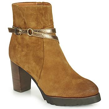 Chaussures Femme Bottines Mam'Zelle UGA Camel
