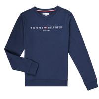 Vêtements Garçon Sweats Tommy Hilfiger TERRIS Marine