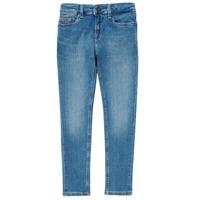 Vêtements Garçon Jeans skinny Tommy Hilfiger SIMON Bleu