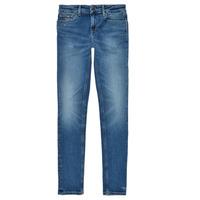 Vêtements Fille Jeans skinny Tommy Hilfiger JEANNOT Bleu