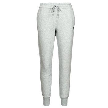 Vêtements Femme Pantalons de survêtement Converse WOMENS EMBROIDERED STAR CHEVRON PANT BB Gris