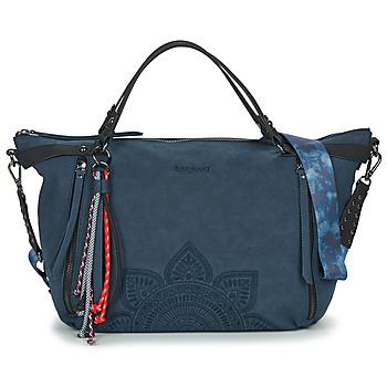 Sacs Femme Sacs porté main Desigual AQUILES LIBIA Bleu