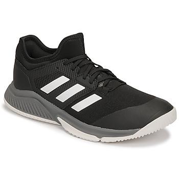 Chaussures Homme Sport Indoor adidas Performance Court Team Bounce M Noir