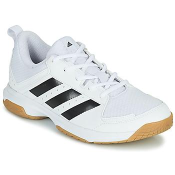 Chaussures Femme Sport Indoor adidas Performance Ligra 7 W Blanc