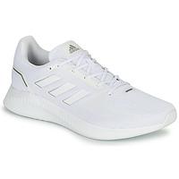 Chaussures Homme Running / trail adidas Performance RUNFALCON 2.0 Blanc