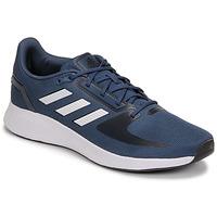 Chaussures Homme Running / trail adidas Performance RUNFALCON 2.0 Marine
