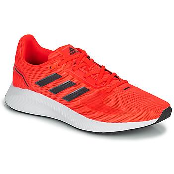 Chaussures Homme Running / trail adidas Performance RUNFALCON 2.0 Rouge / Noir