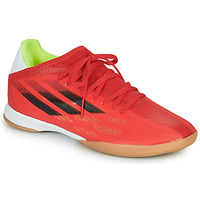 Chaussures Football adidas Performance X SPEEDFLOW.3 IN Rouge