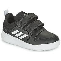 Chaussures Enfant Baskets basses adidas Performance TENSAUR I Noir / Blanc
