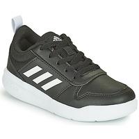 Chaussures Enfant Baskets basses adidas Performance TENSAUR K Noir / Blanc