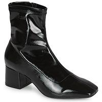 Chaussures Femme Bottines Les Tropéziennes par M Belarbi DANIELA Noir