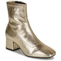 Chaussures Femme Bottines Les Tropéziennes par M Belarbi DANIELA Doré