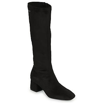 Chaussures Femme Cuissardes Les Tropéziennes par M Belarbi DOTY Noir