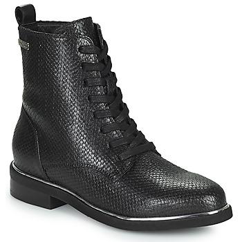 Chaussures Femme Boots Les Tropéziennes par M Belarbi MATHILDE Noir