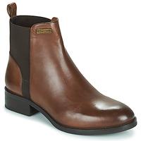 Chaussures Femme Boots Les Tropéziennes par M Belarbi WINNY Marron