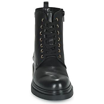 Chaussures Femme Boots Les Tropéziennes par M Belarbi SORAYA Noir