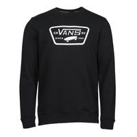 Vêtements Homme Sweats Vans FULL PATCH CREW II Noir