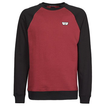 Vêtements Homme Sweats Vans RUTLAND III Bordeaux / Noir