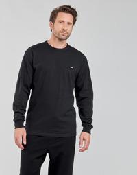 Vêtements Homme T-shirts manches longues Vans OFF THE WALL CLASSIC LS Noir