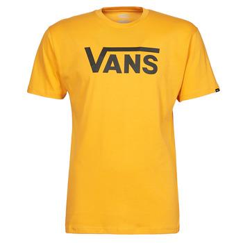 Vêtements Homme T-shirts manches courtes Vans VANS CLASSIC Jaune / Noir
