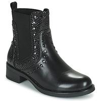Chaussures Femme Boots Les Petites Bombes ALONA Noir