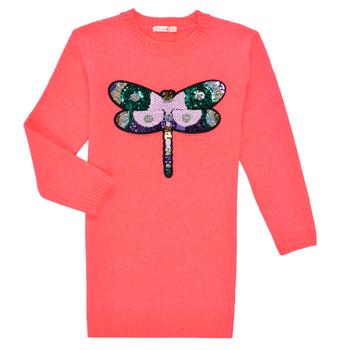 Vêtements Fille Robes courtes Billieblush SOLIDA Rose