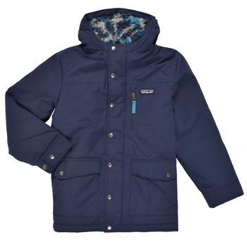 Vêtements Garçon Doudounes Patagonia INFURNO JACKET Marine