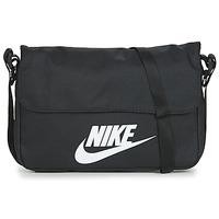 Sacs Sacs Bandoulière Nike NIKE SPORTSWEAR Noir / Blanc