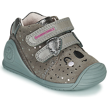 Chaussures Fille Baskets basses Biomecanics BIOGATEO CASUAL Taupe