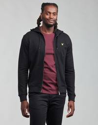 Vêtements Homme Sweats Lyle & Scott KANLIBE Noir