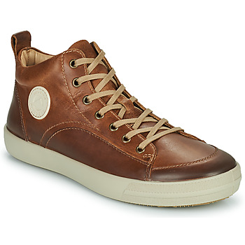 Chaussures Homme Baskets montantes Pataugas CARLO Chataigne