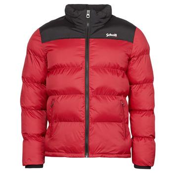 Vêtements Doudounes Schott UTAH Rouge
