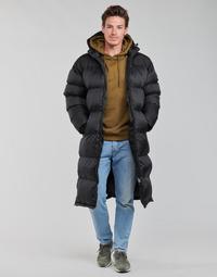 Vêtements Homme Doudounes Schott 2190 MAX Noir