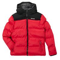 Vêtements Enfant Doudounes Schott UTAH 2 Rouge