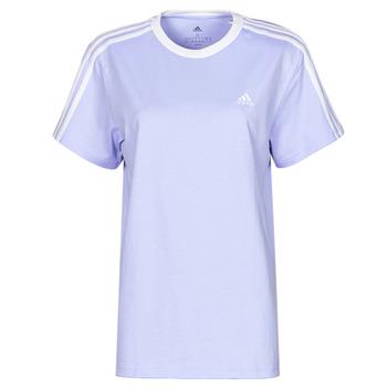 Vêtements Femme T-shirts manches courtes adidas Performance WESBEF Ton violet