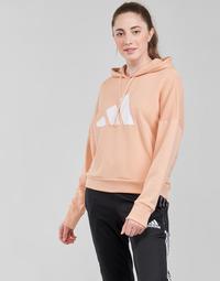 Vêtements Femme Sweats adidas Performance WIFIEB HOODIE Blush ambiant