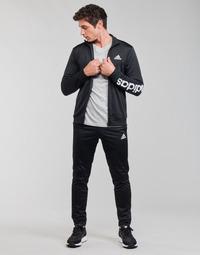Vêtements Homme Ensembles de survêtement adidas Performance M LIN TR TT TS Noir