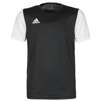 Vêtements Homme T-shirts manches courtes adidas Performance ESTRO 19 JSY Noir