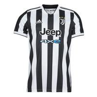 Vêtements T-shirts manches courtes adidas Performance JUVE H JSY Blanc