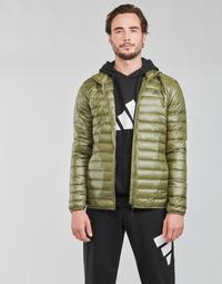 Vêtements Homme Doudounes adidas Performance VARILITE JACKET Olive focus