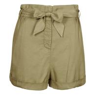 Vêtements Femme Shorts / Bermudas Ikks ELVIRA Kaki