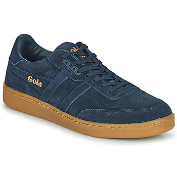 Chaussures Homme Baskets basses Gola CONTACT SUEDE Marine / Gum