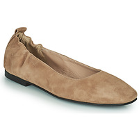 Chaussures Femme Ballerines / babies Betty London PETRUS Cognac