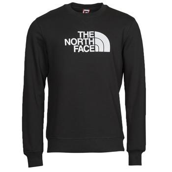 Vêtements Homme Sweats The North Face DREW PEAK CREW Noir / Blanc