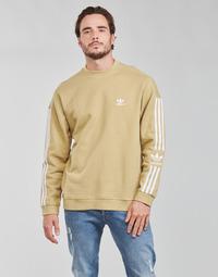 Vêtements Homme Sweats adidas Originals LOCK UP CREW Ton beige