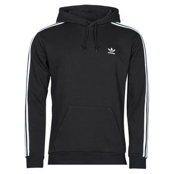 Vêtements Homme Sweats adidas Originals 3-STRIPES HOODY Noir