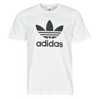 Vêtements Homme T-shirts manches courtes adidas Originals TREFOIL T-SHIRT Blanc