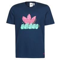 Vêtements Homme T-shirts manches courtes adidas Originals 6 AS TEE Bleu marine