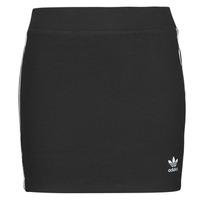Vêtements Femme Jupes adidas Originals 3STRIPES SKIRT Noir