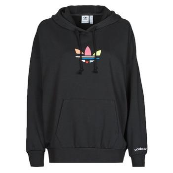 Vêtements Femme Sweats adidas Originals HOODIE Noir